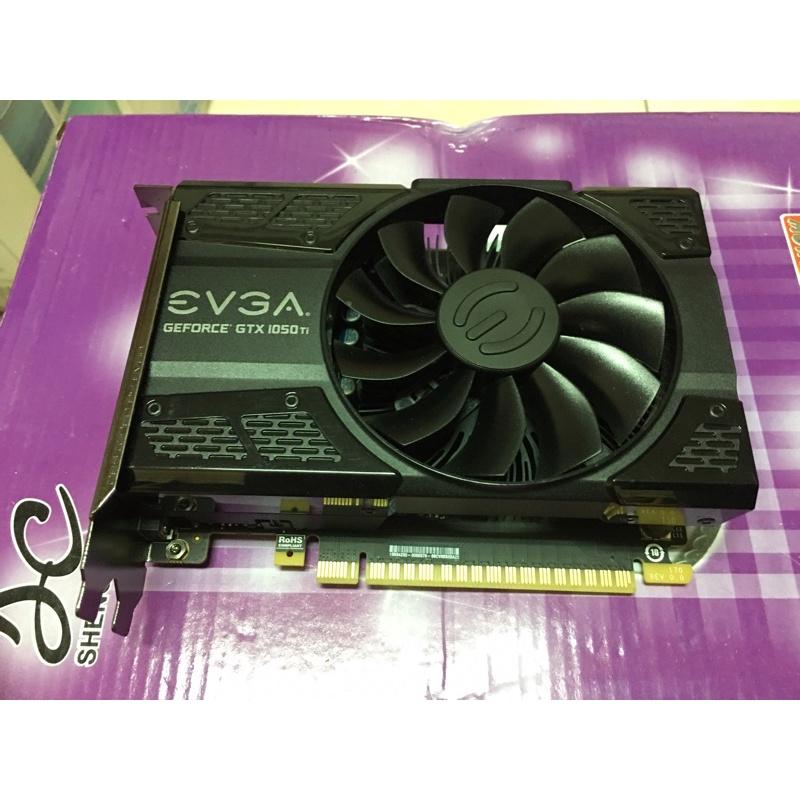 艾維克 EVGA GTX1050ti 4G