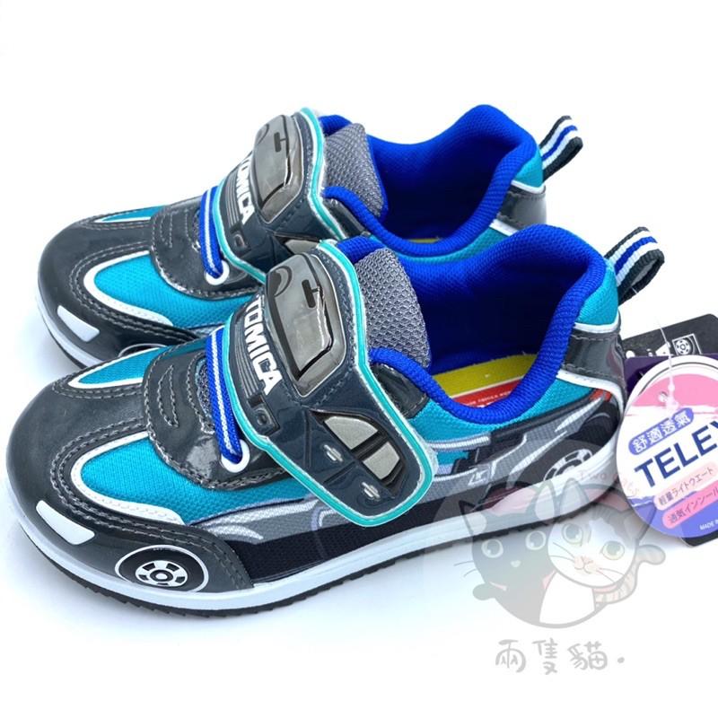多美電燈布鞋 Tomica 發光 透氣 運動鞋