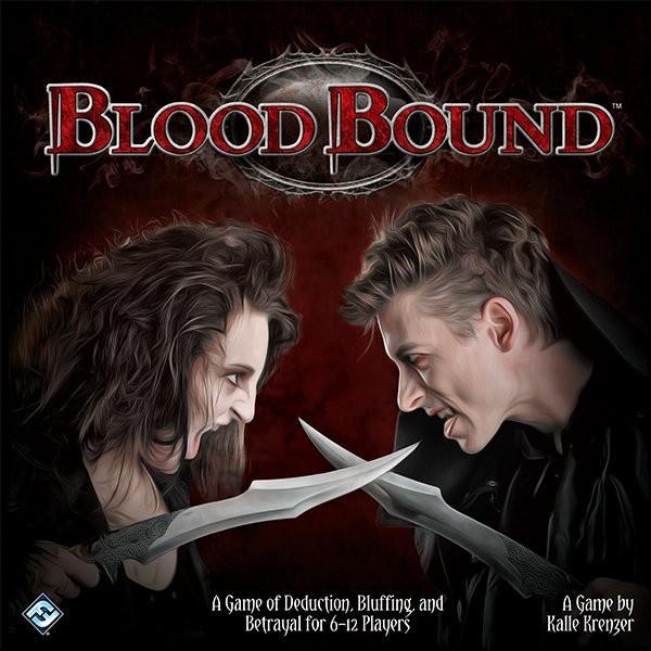 『台南桌遊小妹』現貨Blood Bound 血盟會 超好玩陣營遊戲 最多支援12位玩家 『提供中文幫助卡』『正版桌遊』