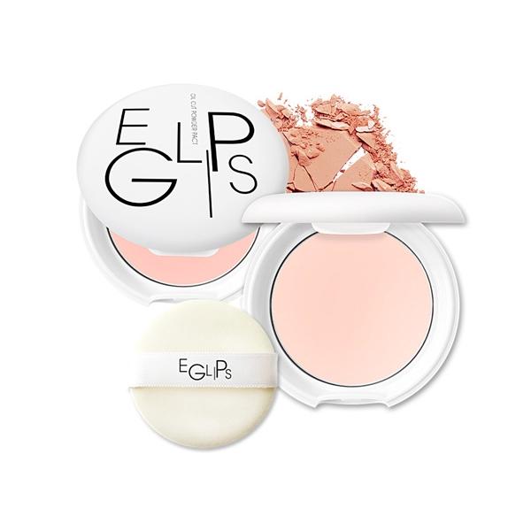 韓國 E glips 超級美肌零暇控油粉餅(8g)【小三美日】D801174