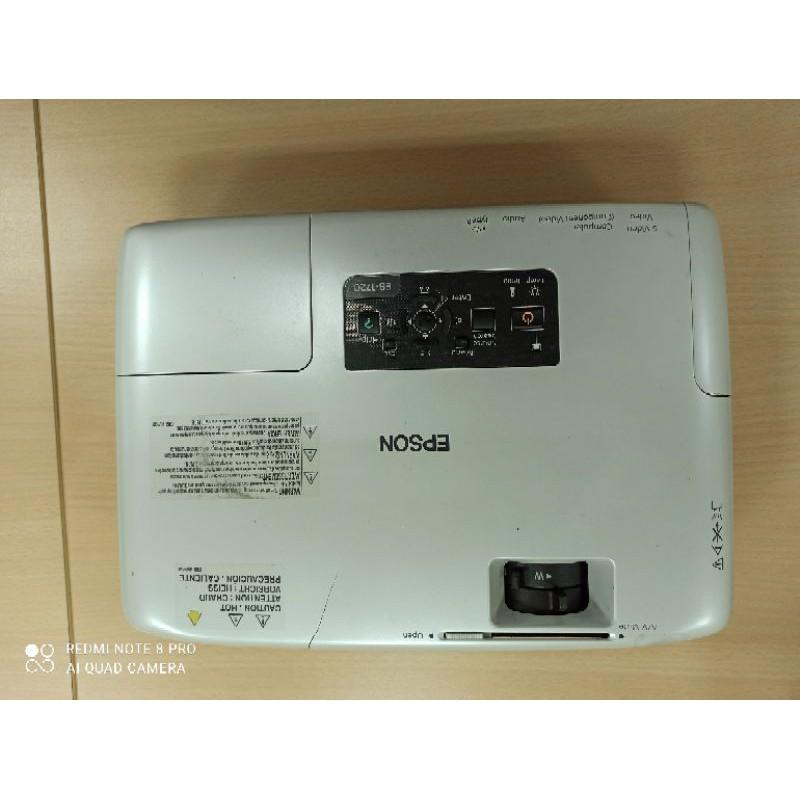 EPSON EB-1720 投影機 二手良品