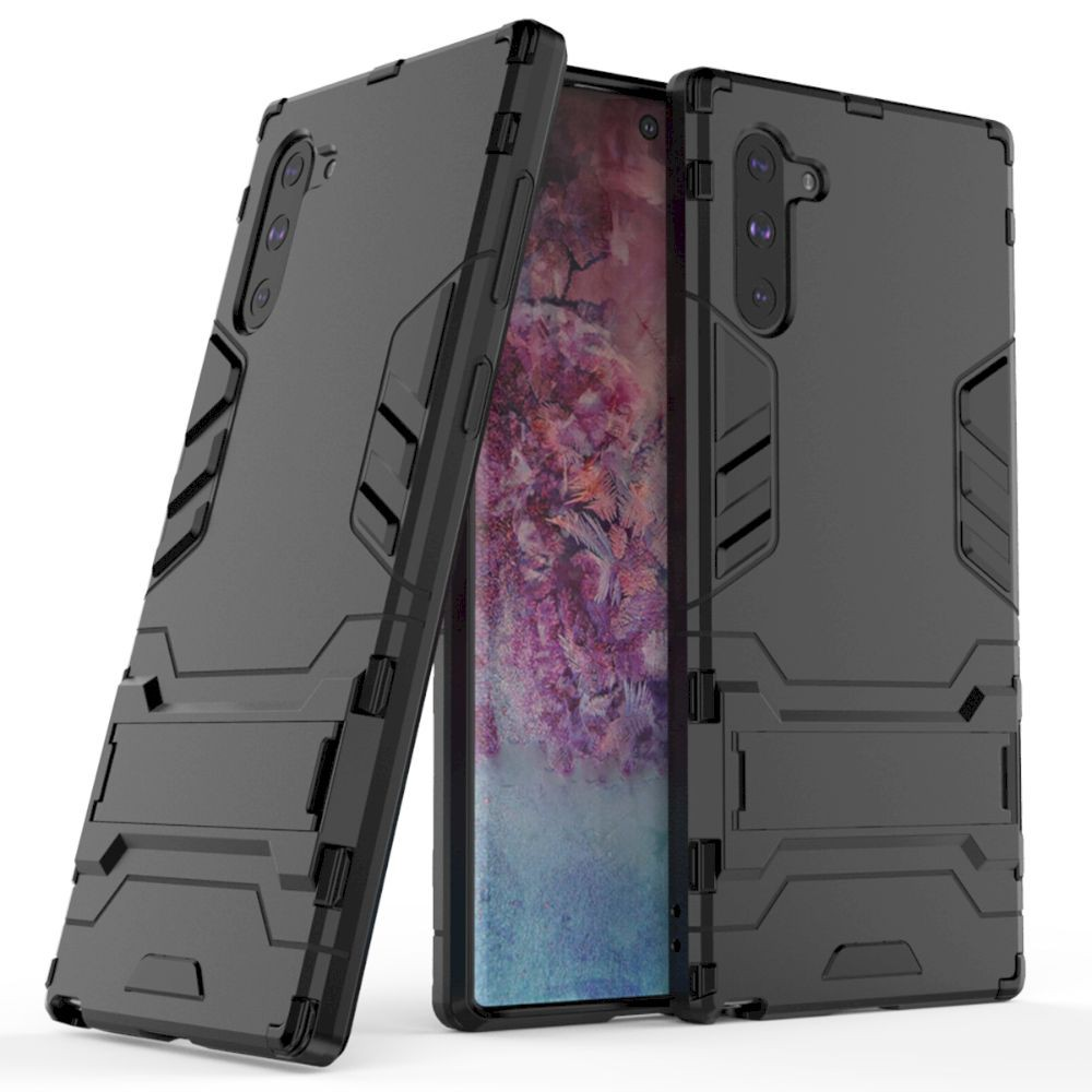 Samsung Galaxy A71 A51 5G 雙層保護殼鎧甲盾支架全包手機殼背蓋