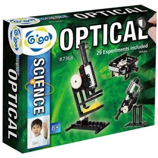 [正版公司貨]光學實驗組 智高#7368-CN 智高積木 GIGO 科學玩具 智高7368 新竹縣