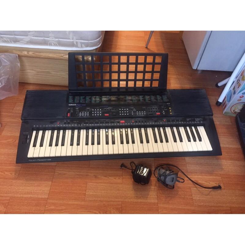 YAMAHA電子琴🎹PSR-400,有興趣可詢問