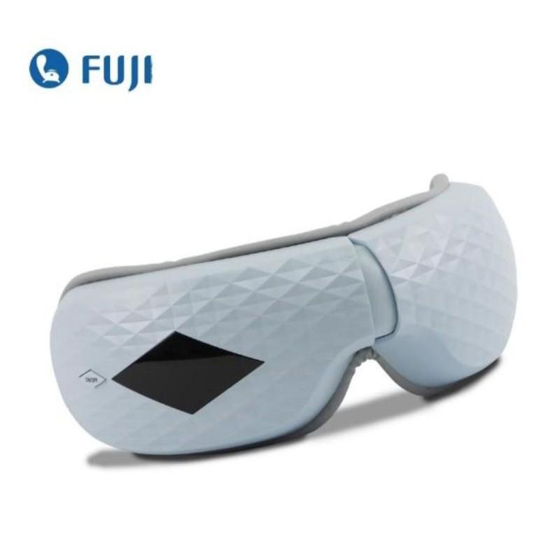 【FUJI】愛視力眼部按摩器 FG-233(按摩眼罩)白色 免運 全新品,未開封,公司原廠貨。