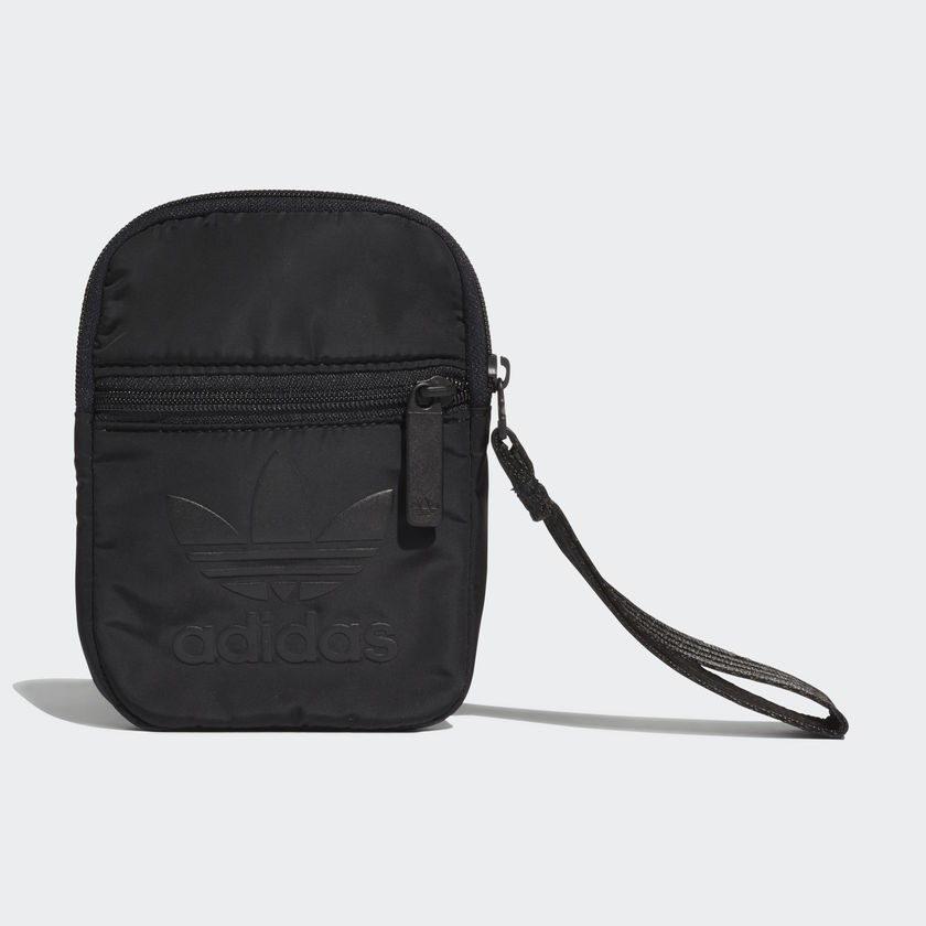 4d6dbcec39 ADIDAS ORIGINALS WAIST BAG DY5859 黑色腰包
