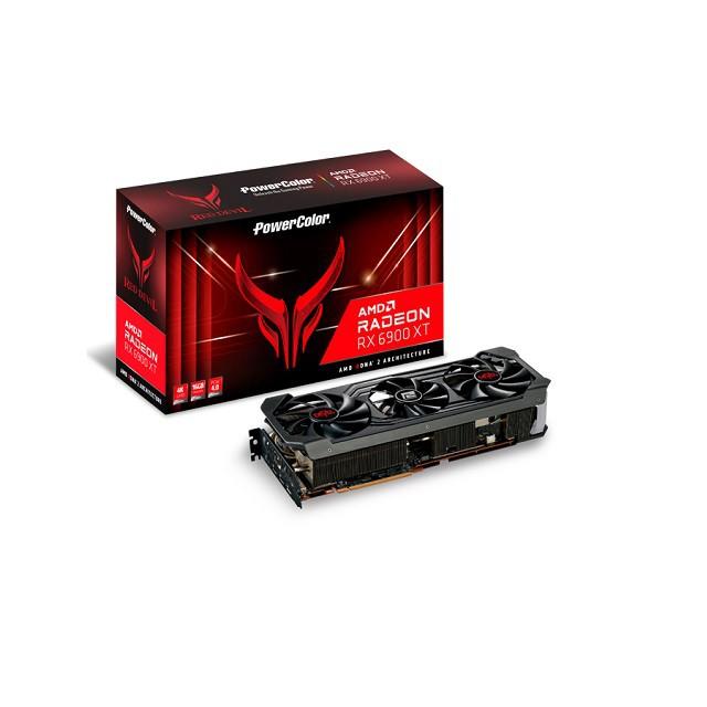 ~協明~ 撼訊 AXRX 6900XT 16GBD6-3DHE/OC 顯示卡 / Red Devil 全新註冊五年保固
