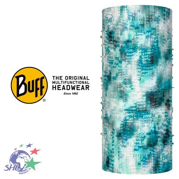 BUFF 西班牙魔術頭巾 / Coolnet 抗UV頭巾 / 空靈潮汐 / BF125058-789【詮國】