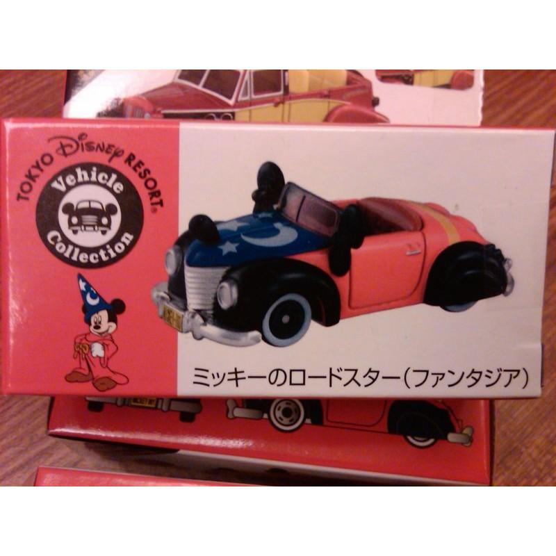【TOMICA多美小汽車】多美小汽車 東京迪士尼 樂園限定 米奇魔法車