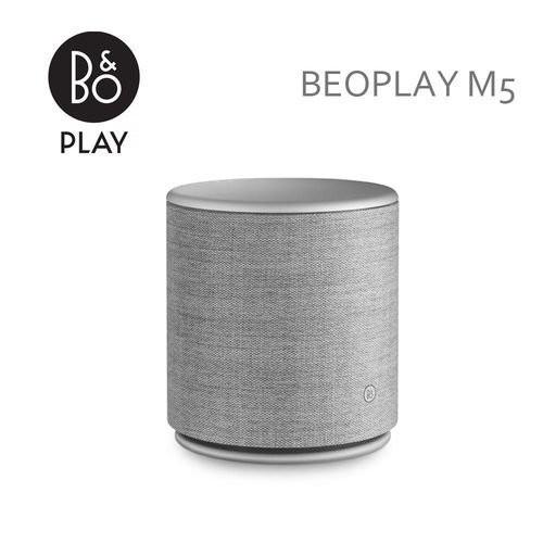 B&O PLAY BeoPlay M5 喇叭無線藍牙WiFi喇叭 AirPlay、藍牙4.0 公司貨【私訊再折】