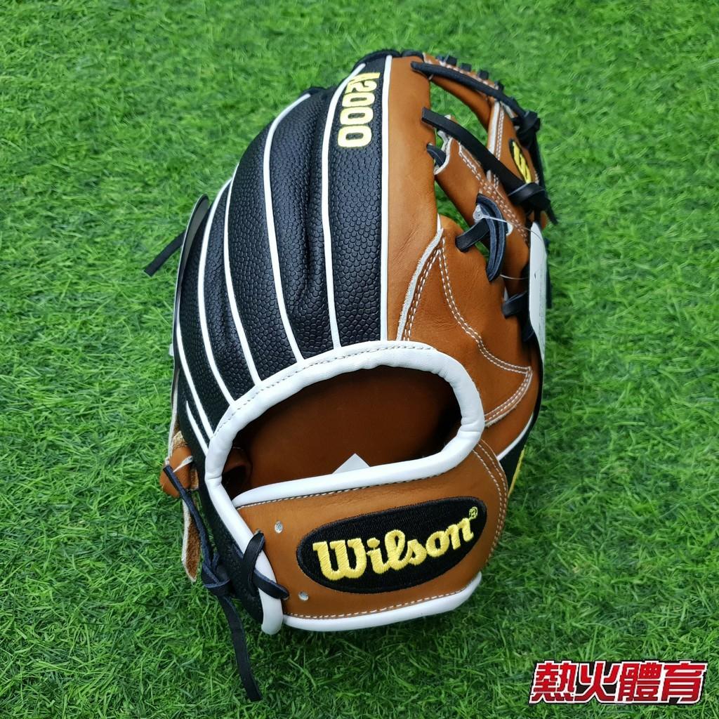 """【熱火體育】Wilson A2000 1787 接球手套 11.75"""" WTA20RB191787SS"""