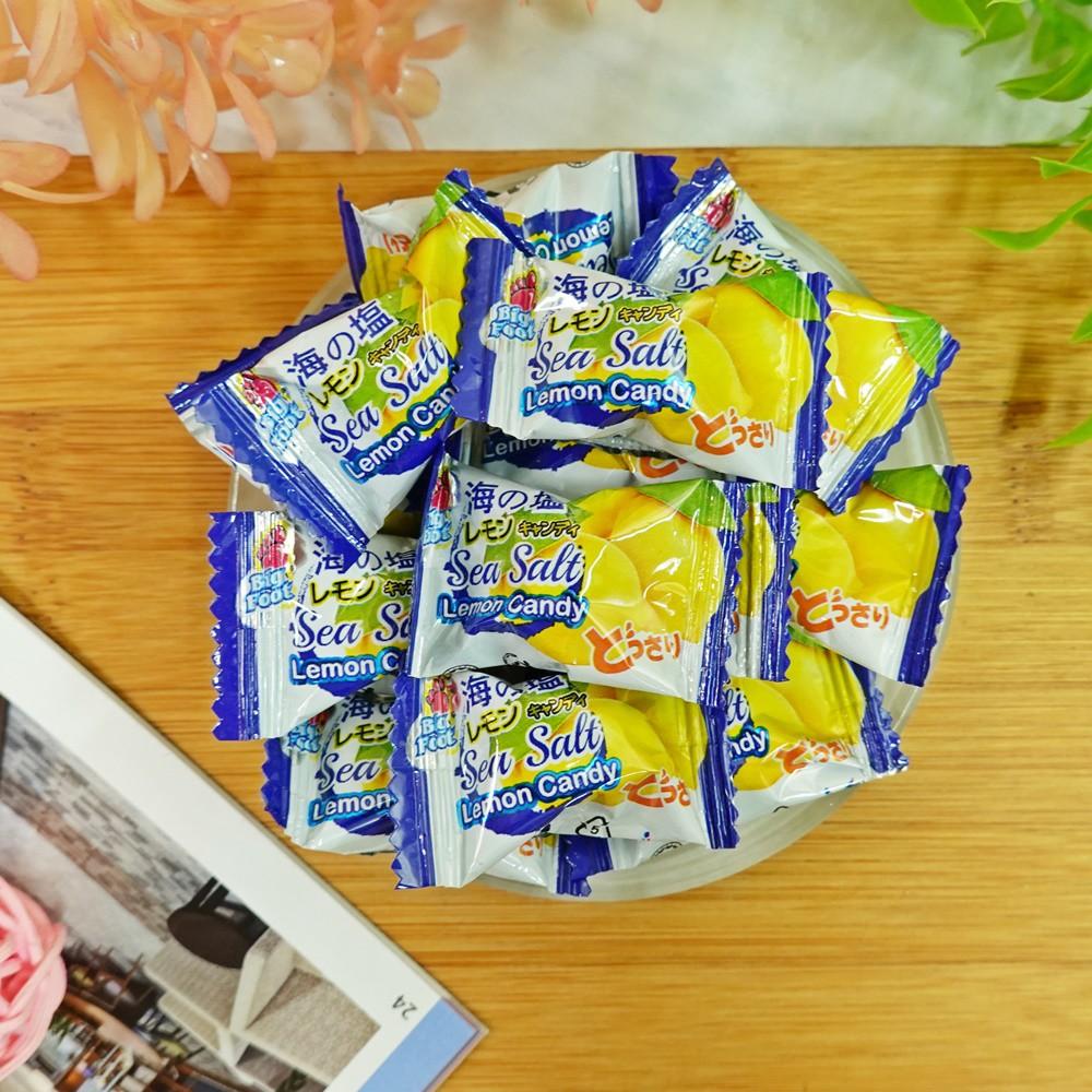 BF海鹽檸檬糖 500g【2019102700019】(馬來西亞糖果)