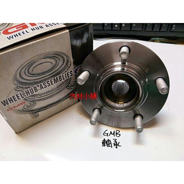 汽材小舖 GMB  K6 K8 後輪軸承  含哈呋 後鼓式車種