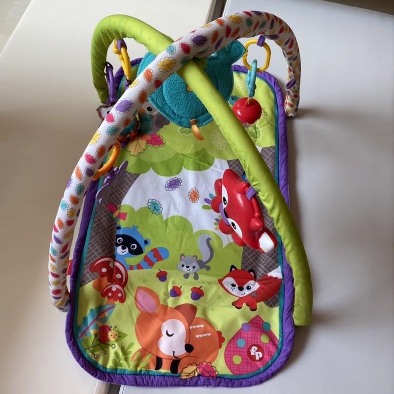 二手 費雪寶寶健力架 嬰兒玩具 桃園南崁自取 可宅配