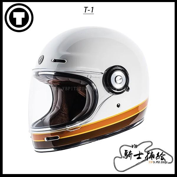 ⚠YB騎士補給⚠ TORC T-1 ISO Bars 樂高帽 復古 全罩 安全帽 透氣 美國 T1