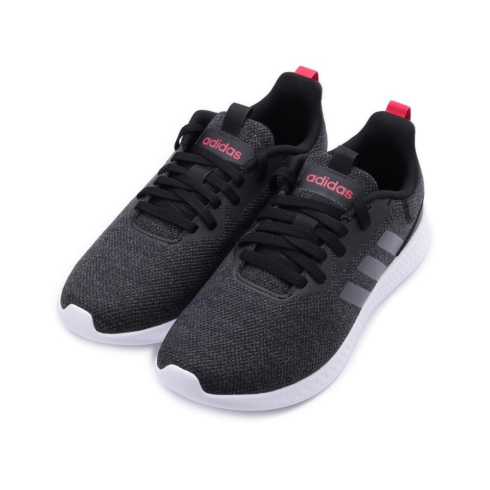 ADIDAS NEO PUREMOTION 網球鞋 黑紅 FZ1348 男鞋