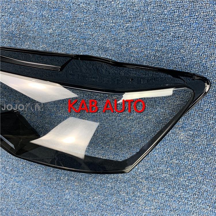 汽配專車 奧迪Audi A6/A6大燈罩 19-20款A6前大燈透明燈罩 C8玻璃燈殼 精JOJO