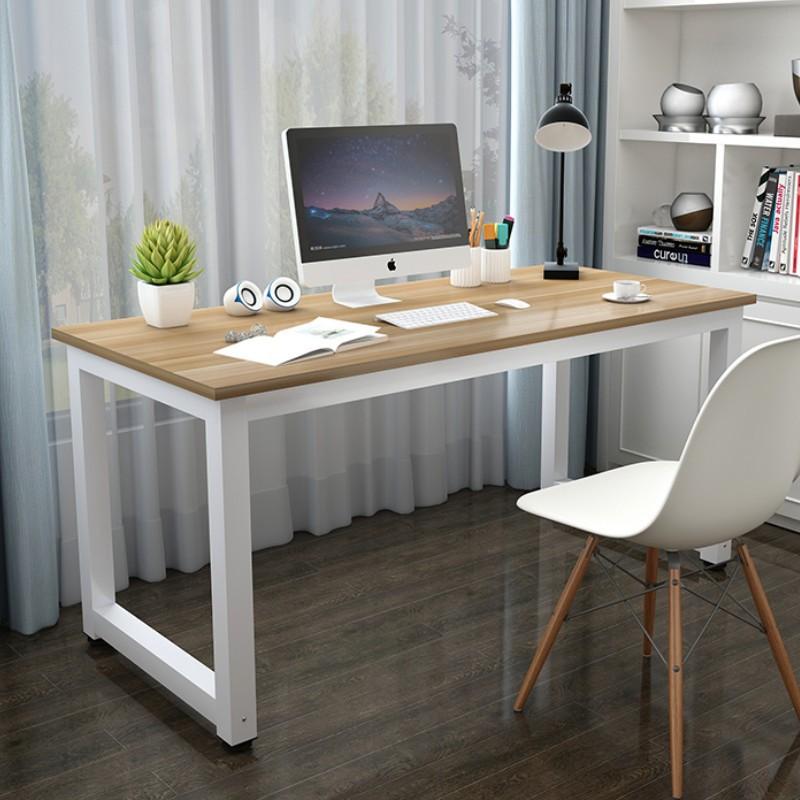 下單前聯繫聊聊精品 大牌代購電腦桌臺式長方形桌子簡易辦公桌長60 80 90 100 120 14