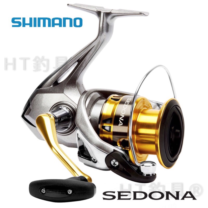 HT釣具⭐️17 SHIMANO SEDONA 紡車型捲線器 3000/4000/5000/6000 全新公司貨