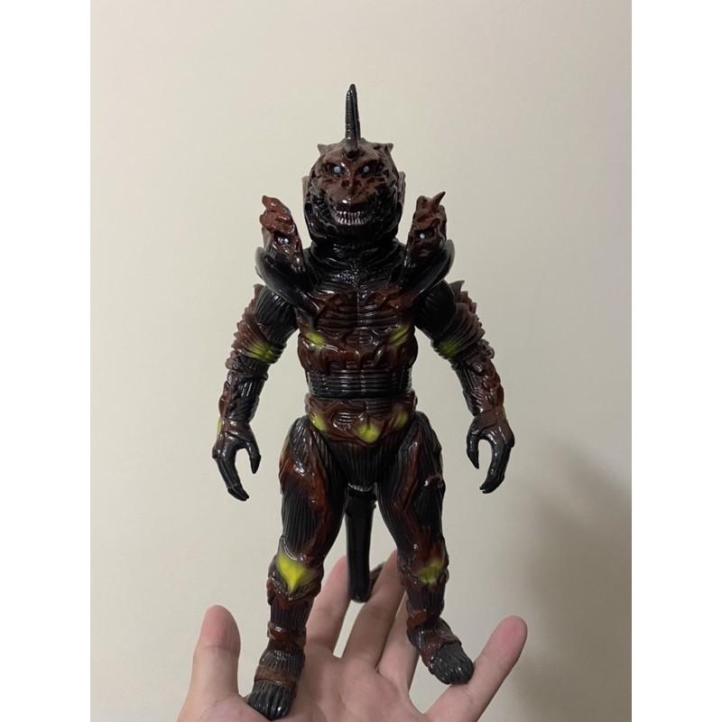 gigabrain 凱撒基多拉 怪獸 哥吉拉Godzilla sofubi