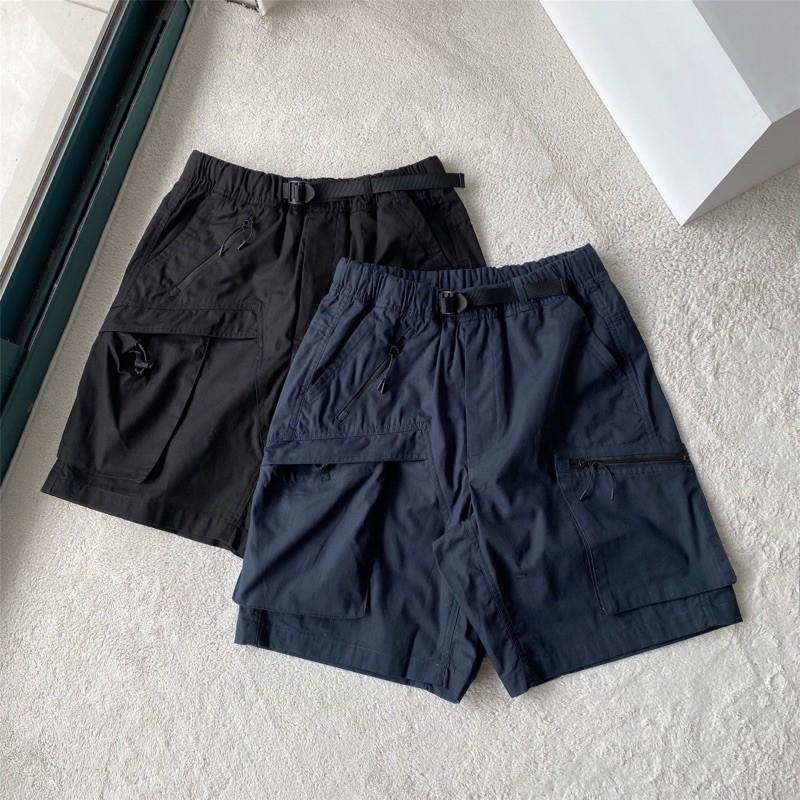 👨🏻🎤 Nike   ACG Lab系列立體工裝短褲,眾多潮人上身單品,夏季刷街必備,面料定織定染,高密度刺繡,ACG