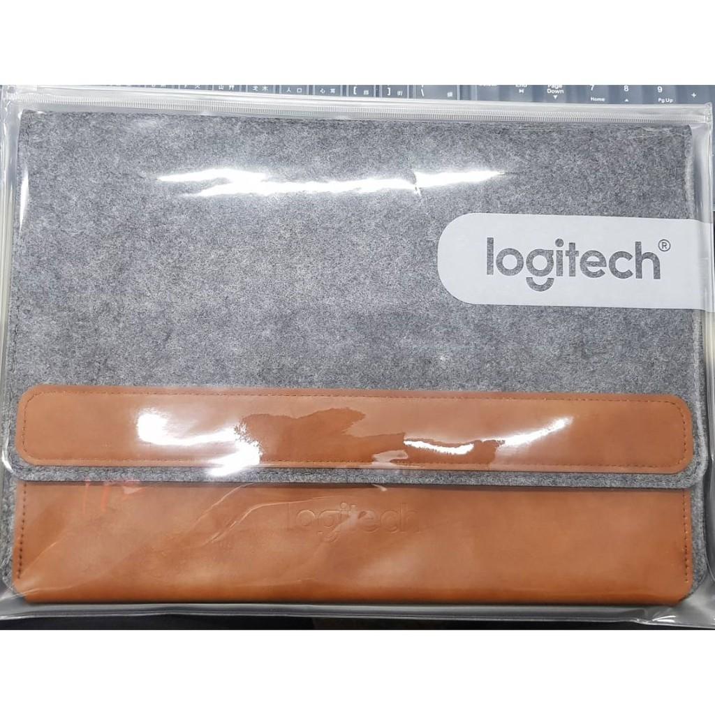【全新】Logitech羅技羊毛氈保護套XL (37*26)