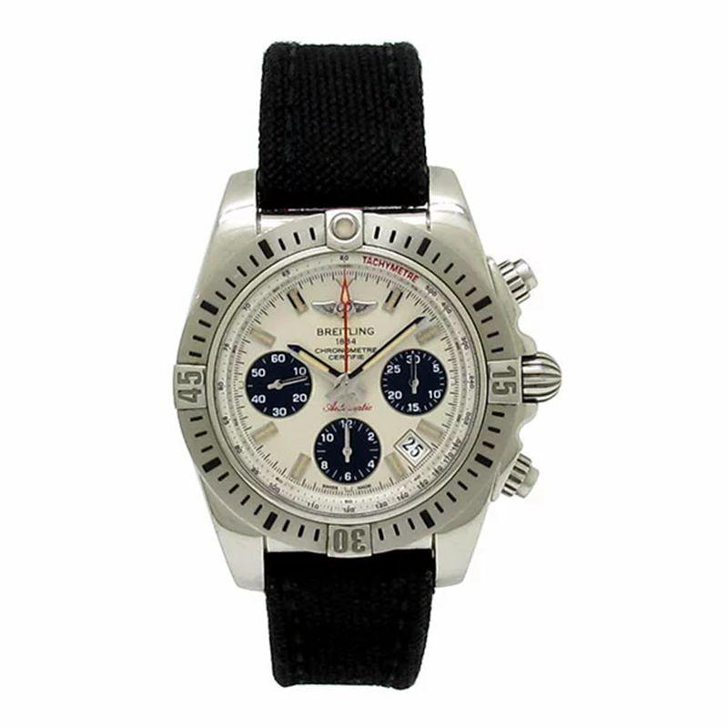 ◤奢侈手錶◢Breitling百年靈王牌飛行員男錶自動機械AB0144瑞士錶原裝正品