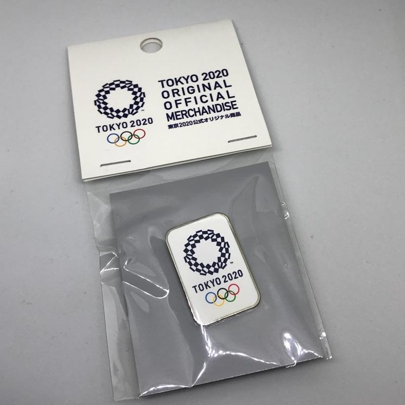 2020 日本 東京奧運 紀念徽章 特別的奧運年