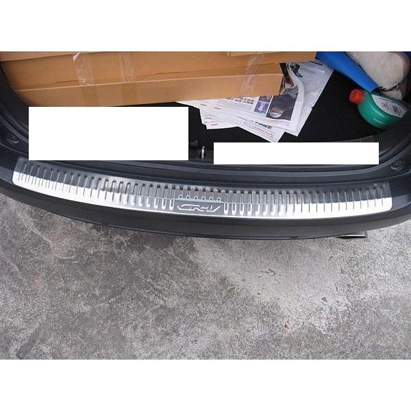 明耀汽車~HONDA 2013~2016 CRV4 四代專用後保桿防刮板 後護板
