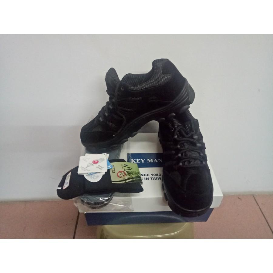 keyman 男 多功能休閒鞋.登山鞋.健走鞋.(防止足底筋膜炎) 100%台灣製造 328