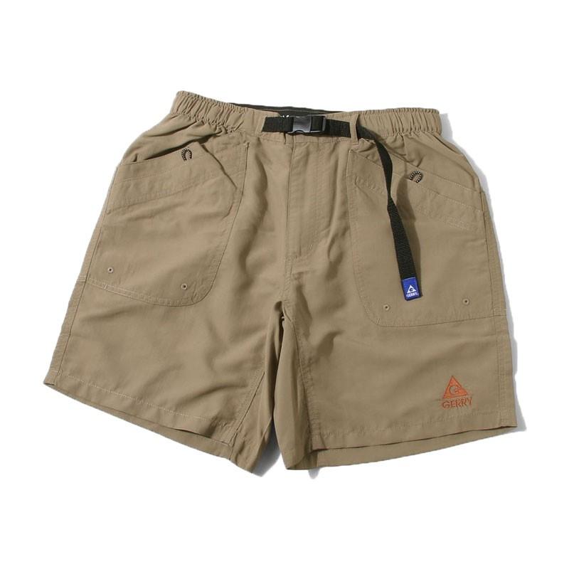 GERRY OUTDOORS 76200-95 Stretch Fabric Shorts 登山機能 短褲 (駝色)