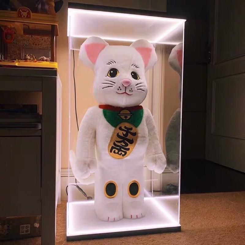 庫柏力克熊展示盒-1000%.