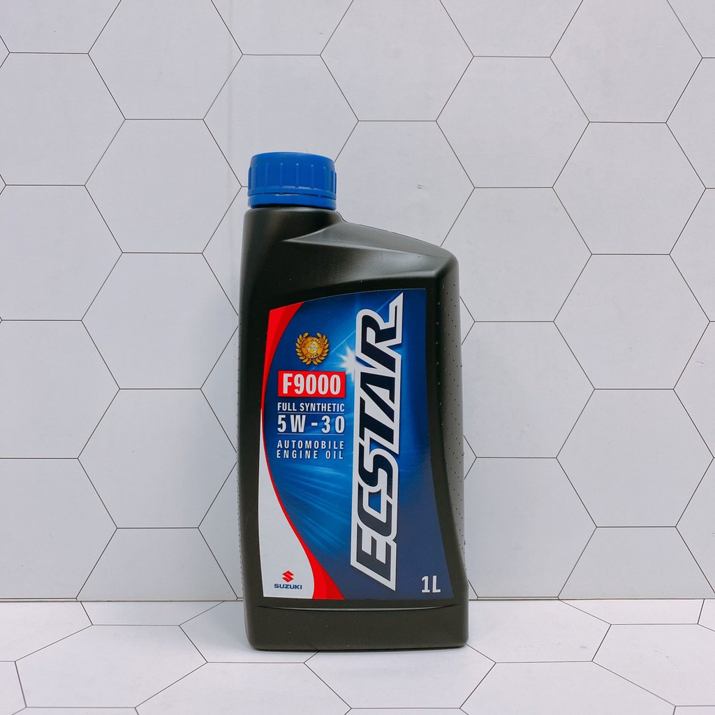 合沁車業 鈴木 Suzuki 5w30 F9000 ECSTAR 5W-30 API SN 鈴木 全合成機油 F9000