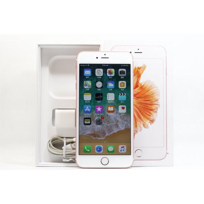 【高雄青蘋果3c】Apple iPhone 6S Plus 玫瑰金 64G 64GB 二手 5.5吋 #23609