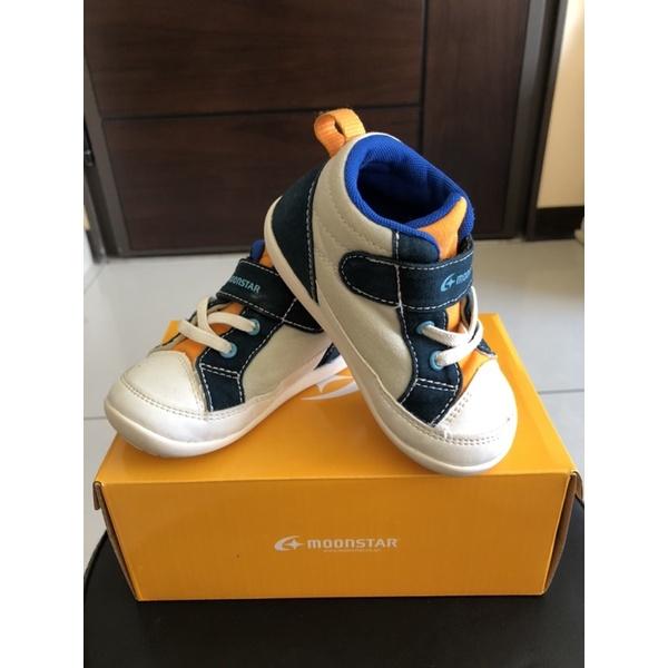 MOONSTAR二手童鞋14cm