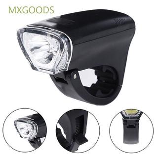 Mxgoods 耐用的自行車燈 3 種模式手電筒頭燈 3aa 電池供電的防水 Led 3000lm 自行車車把燈 /  多
