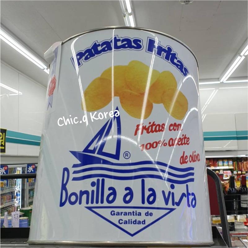 🇰🇷韓國姐姐代購@ bonilla a la vista油漆桶洋芋片