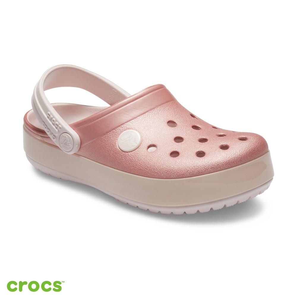 Crocs卡駱馳 (童鞋) 冰炫卡小駱班-205793-6PI
