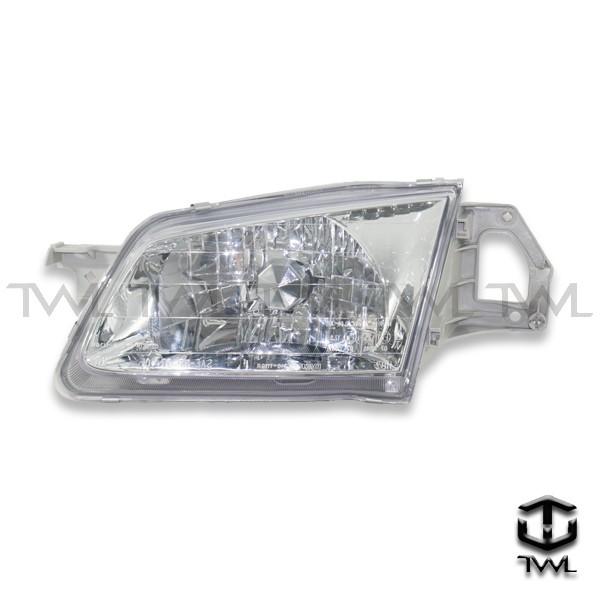 <台灣之光>FORD TIERRA 323 LIFE 99 00 年原廠樣式晶鑽大燈 ACTIVA PROTEGE