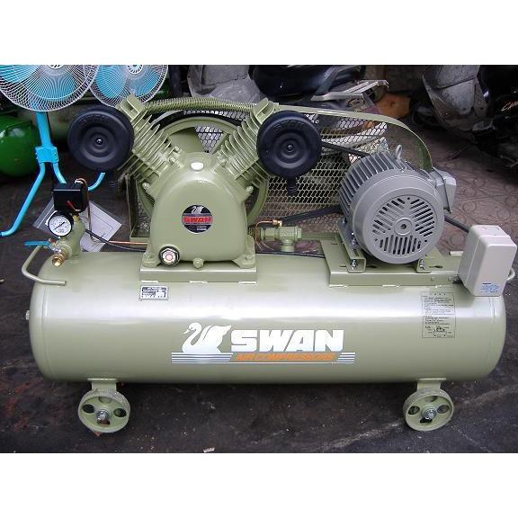 天鵝牌全新5HP.皮帶式空壓機熱賣中