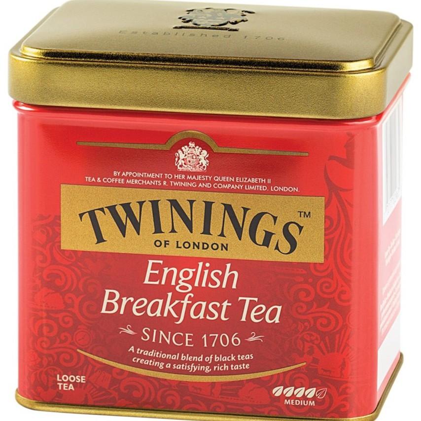 Twinings唐寧茶 英倫早餐茶(500g) (鐵罐)