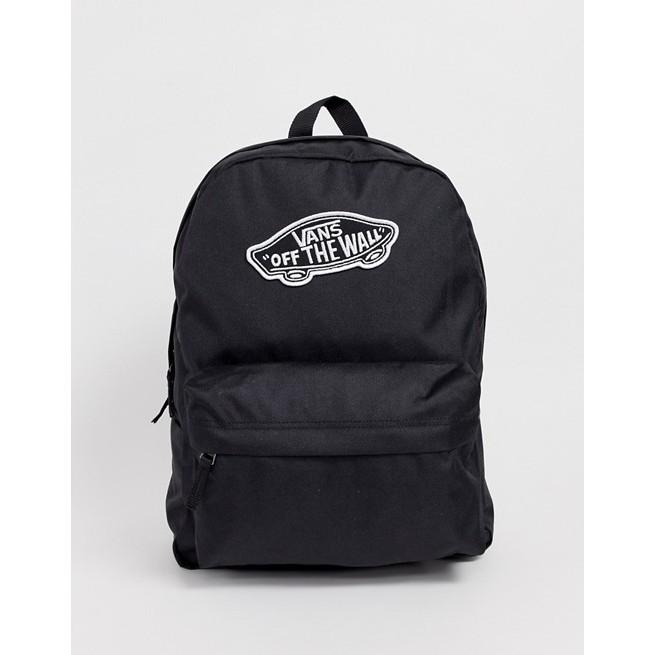 Little Parts) 現貨 Vans Backpack Realm 滑板 後背包 筆電包 粉紅 粉紫 紫色 黑色