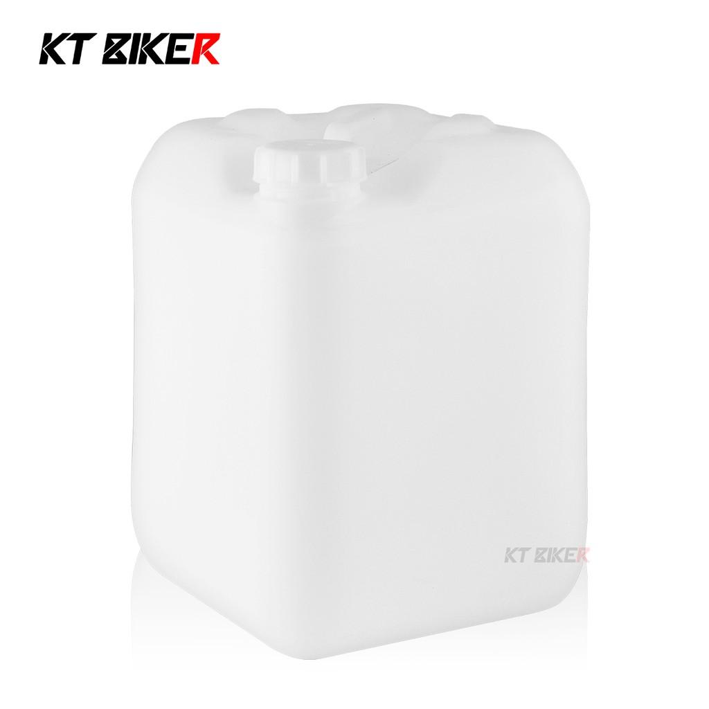 【KT BIKER】塑膠空桶 20L HDPE 2號 20公升 塑膠桶 油桶 水桶 原料桶 汽油桶〔HPB003〕