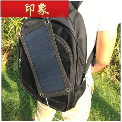 『免運現貨』sunpower太陽能板單UBS穩壓器充電手機平板MP3戶外釣魚太陽能充電應急充電旅行野餐充電器發