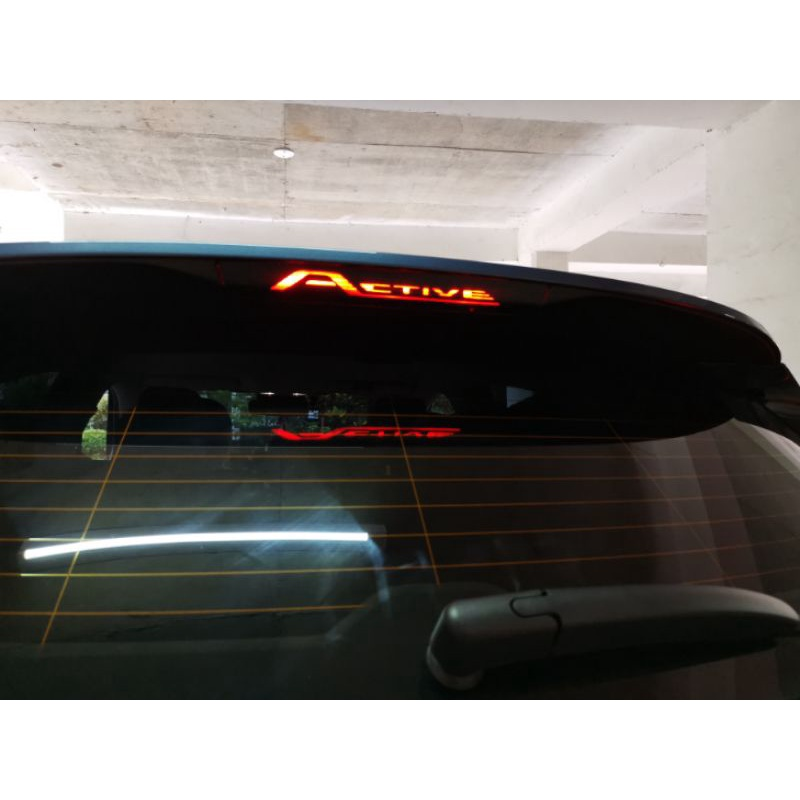 Active (貼壞補發) 福特 Ford Focus MK4 Wagon ST LINE 煞車貼紙 煞車燈 剎車燈貼紙
