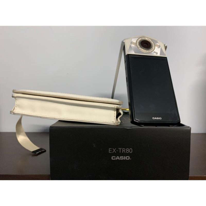 CASIO EX-TR80 二手