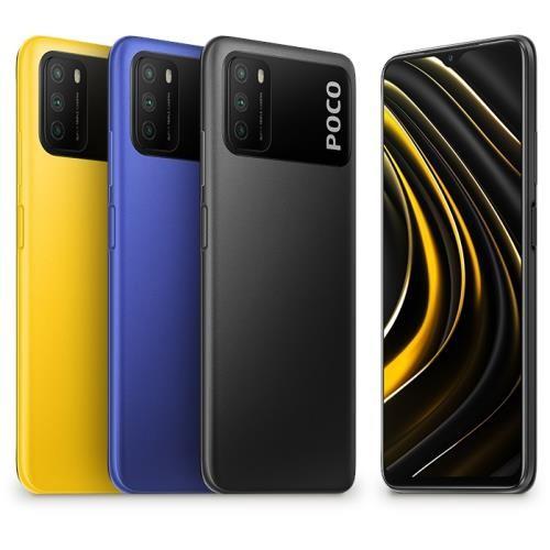 POCO M3 4G/64G 智慧型手機 臺灣版 贈觸控筆吊飾+集線器