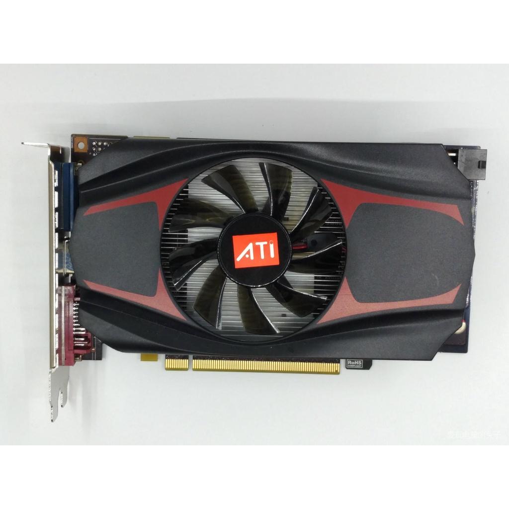[精品一手貨源~]顯卡ATI HD7670 4G D5 PCI-E 獨立顯卡960 6450 7450 5450 730