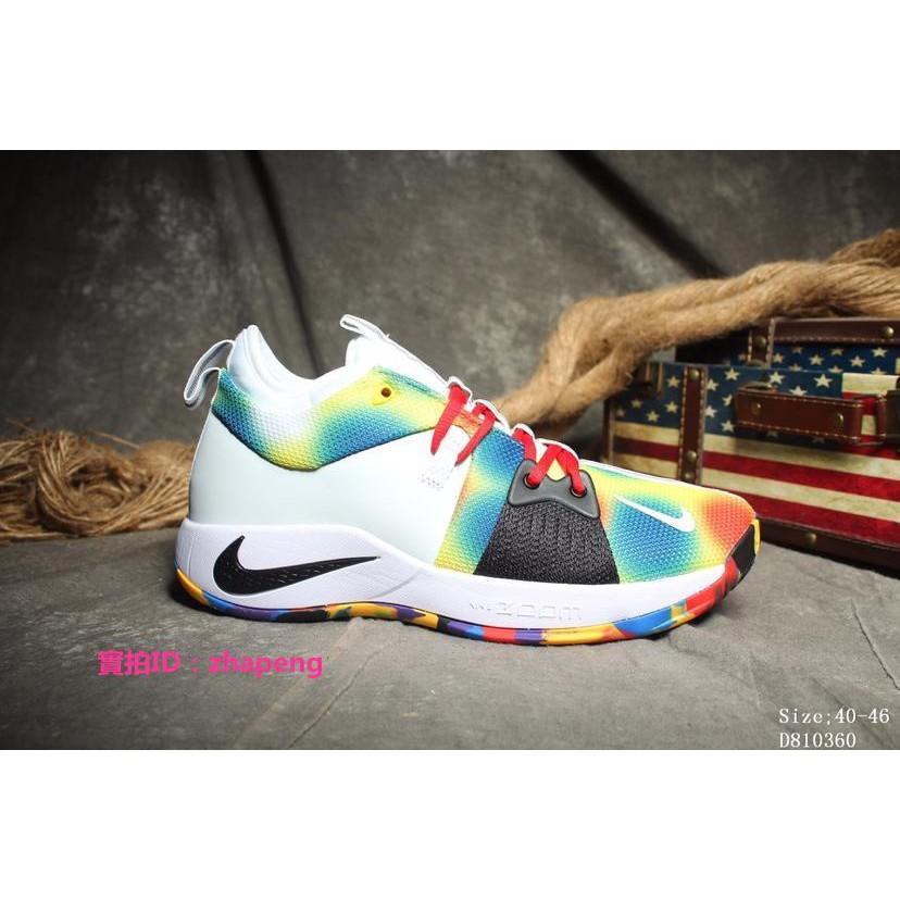 f3f96b71f24 Nike Pg 2 Playstation Ep 保羅喬治PG2代2.5雷霆泡椒球鞋運動鞋 ID:zhapeng