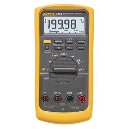 [全新][免運] Fluke 87v 87-5 / 馬達量測 指定專用機 / 終保 / 模擬類比指針功能 精確測量